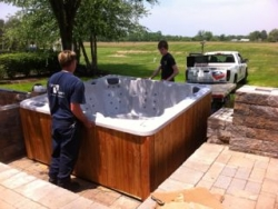 Hot Tub Repair Service -year round